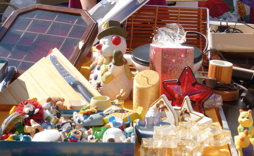 Nicht vergessen! Klosterviertel-Höfles-Flohmarkt