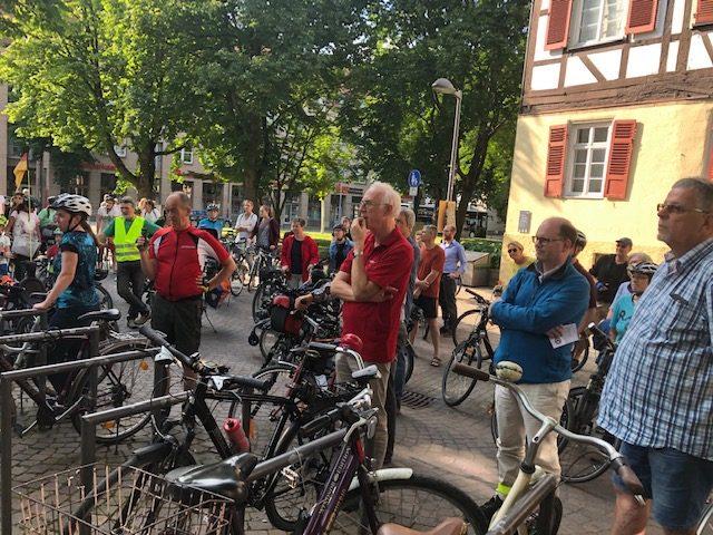 Critical mass erreicht Kirchheim