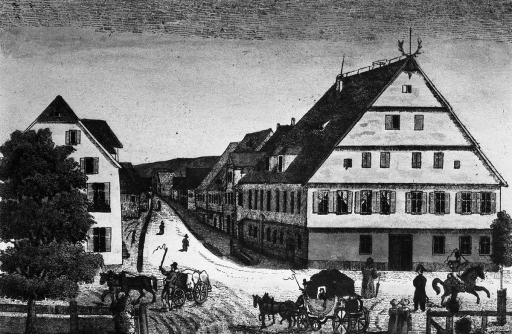 Fachwerkstadt – Altes Haus